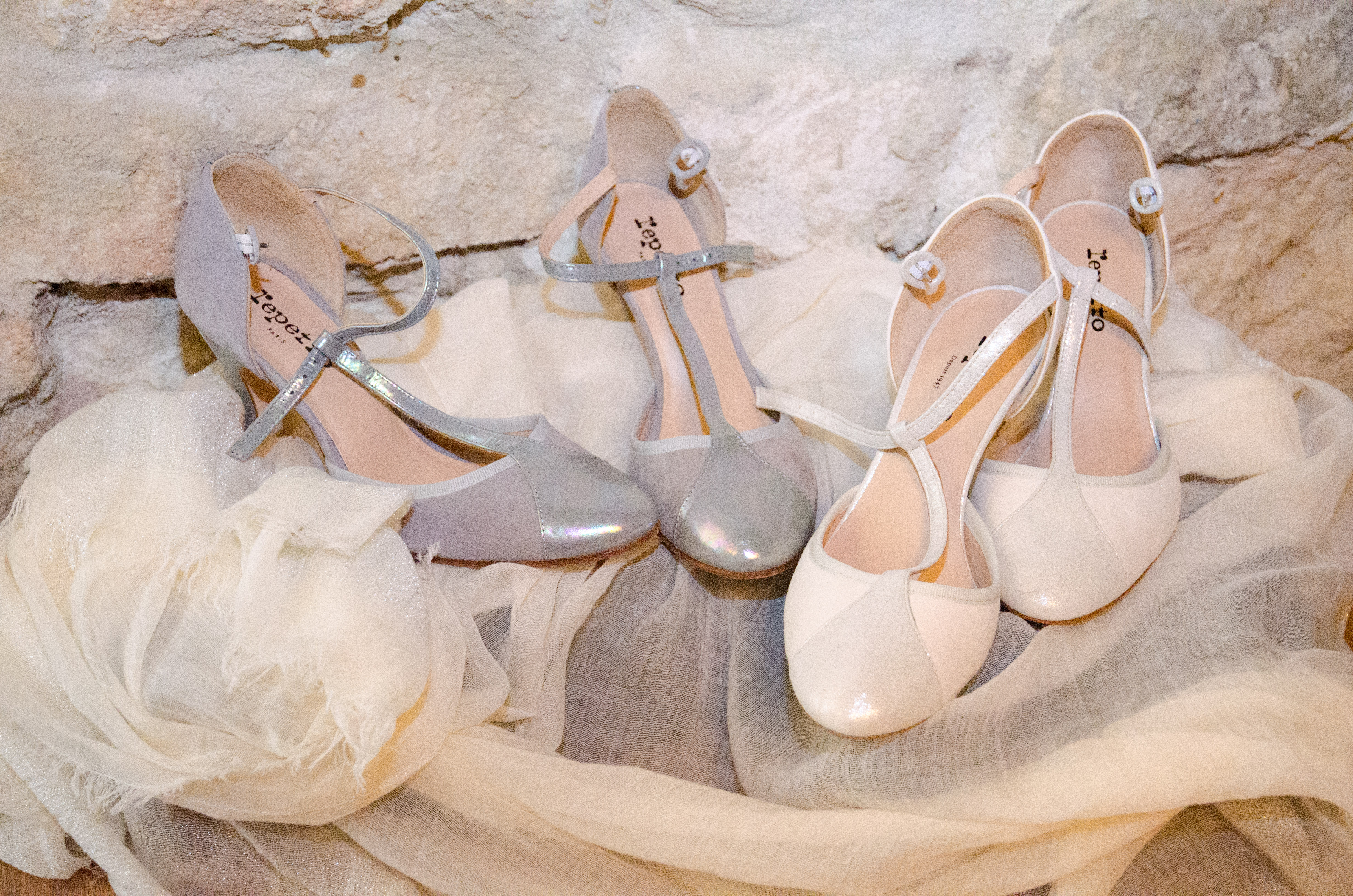 Chaussures - mariage - passion