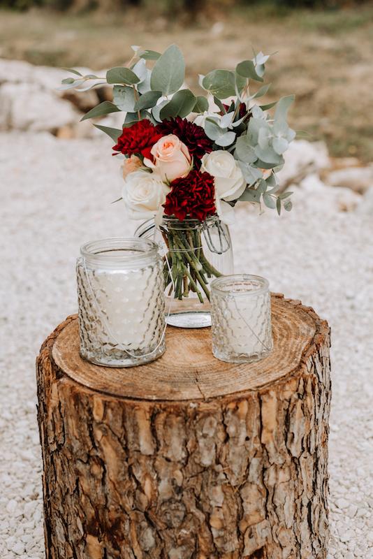 le coeur dans les etoiles - wedding planner - provence - luberon - organisation mariage - mariage automne - nicolas terraes - ceremonie laique - deco