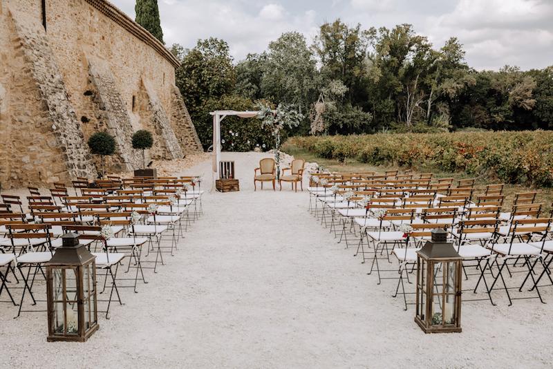 le coeur dans les etoiles - wedding planner - provence - luberon - organisation mariage - mariage automne - nicolas terraes - ceremonie laique