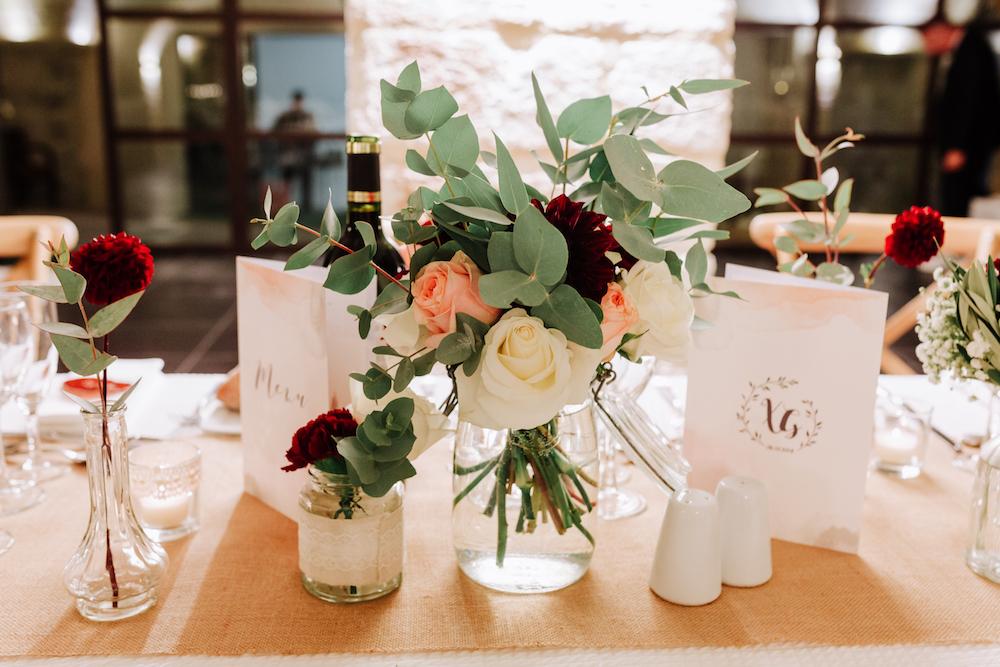 le coeur dans les etoiles - wedding planner - provence - luberon - organisation mariage - mariage automne - nicolas terraes - deco table