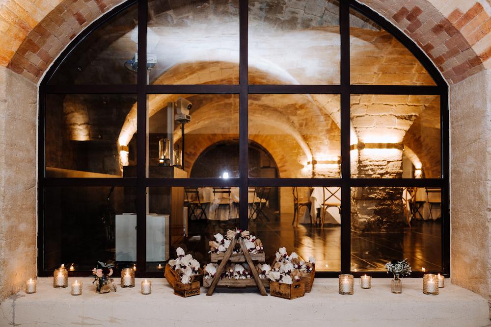 le coeur dans les etoiles - wedding planner - provence - luberon - organisation mariage - mariage automne - nicolas terraes - deco