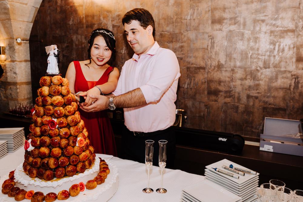 le coeur dans les etoiles - wedding planner - provence - luberon - organisation mariage - mariage automne - nicolas terraes - dessert