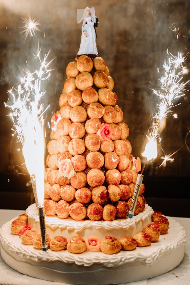 le coeur dans les etoiles - wedding planner - provence - luberon - organisation mariage - mariage automne - nicolas terraes - piece montee