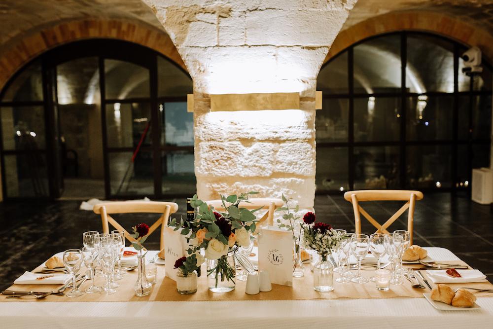 le coeur dans les etoiles - wedding planner - provence - luberon - organisation mariage - mariage automne - nicolas terraes - table honneur
