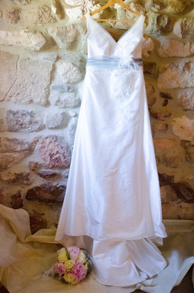 Robe - Mariage - Organisation - Provence