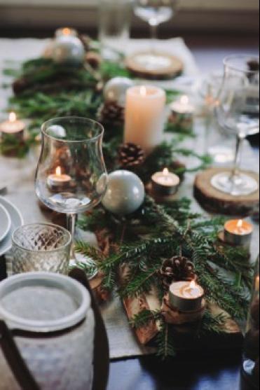 le-coeur-dans-les-etoiles-wedding-planner-organisation-provence-luberon-alpilles-drome-decoration scandinave-mariage-hiver