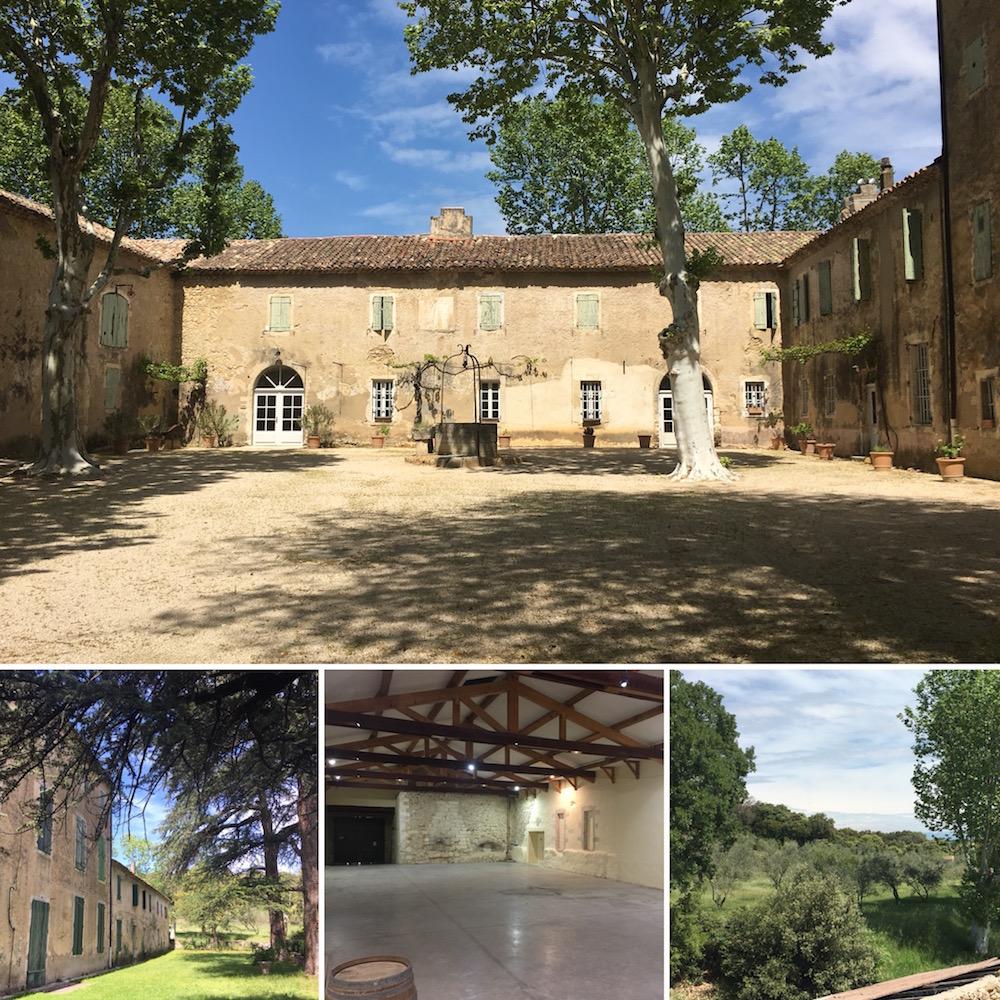 le coeur dans les etoiles - wedding planner - organisation mariage - luberon - provence - alpilles - vaucluse - domaine - prestige - chateau - lieu de reception - avignon - gard