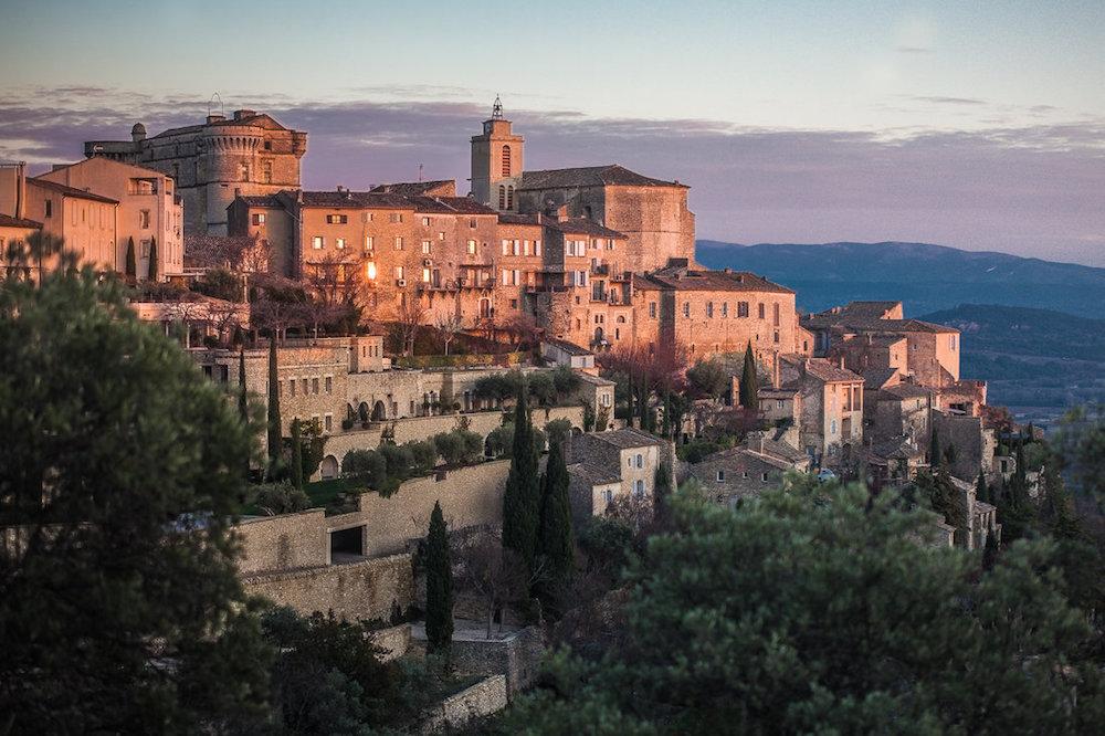 Gordes, mariage en Provence
