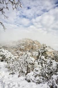mariage en hiver, mariage en Provence