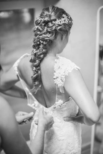 le coeur dans les etoiles - wedding planner - provence - luberon - drome provencale - organisation - sebastien cabanes - mariee