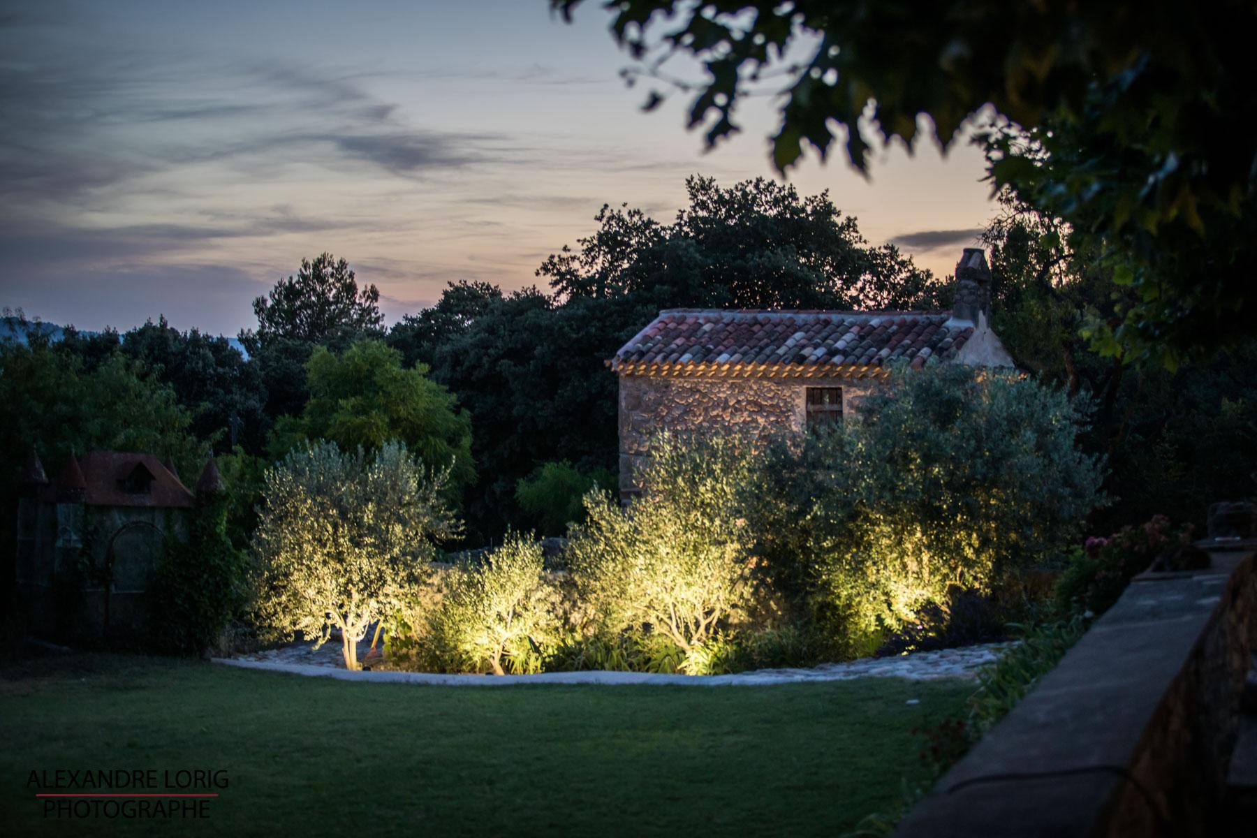 le coeur dans les etoiles - wedding planner provence - luberon - mariage provence - Alexandre Lorig - domaine de nuit