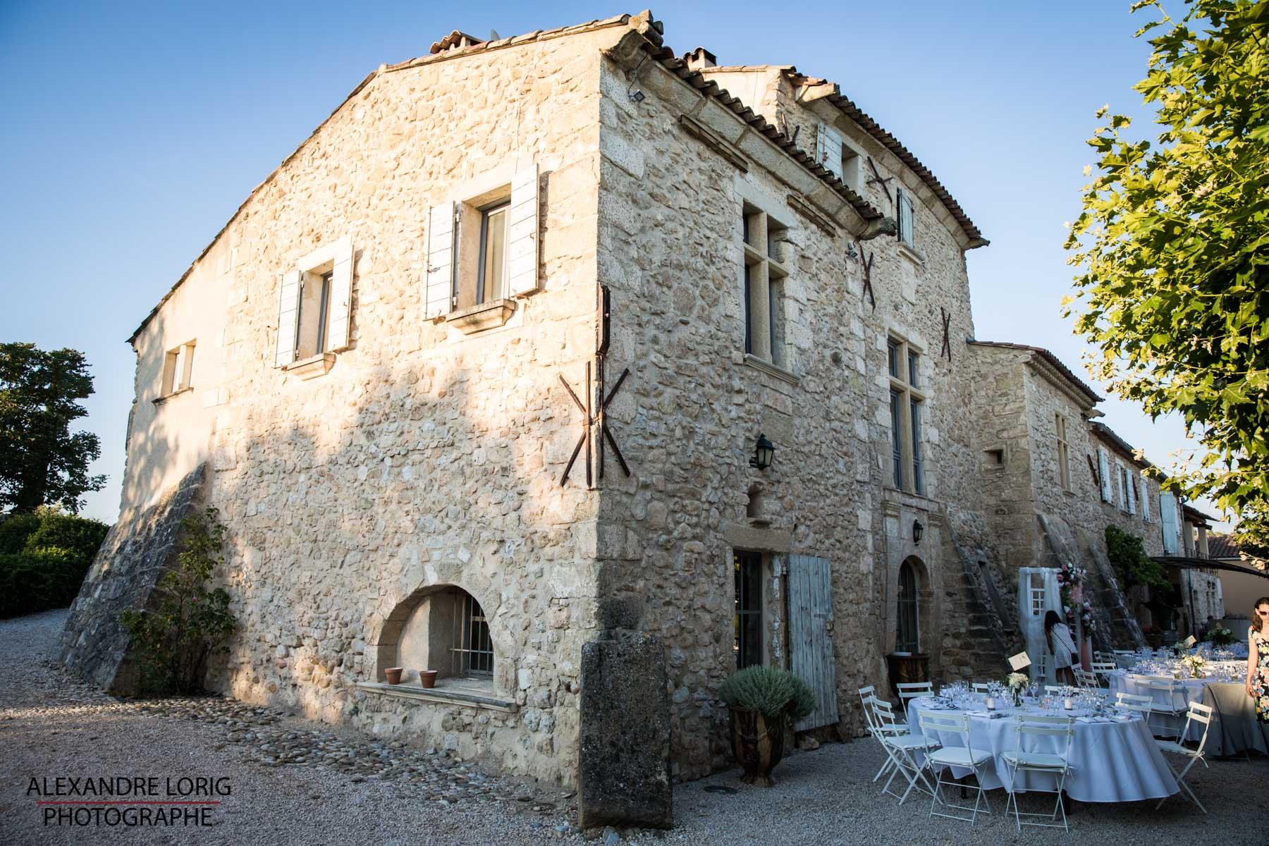 le coeur dans les etoiles - wedding planner provence - luberon - mariage provence - Alexandre Lorig - domaine en provence