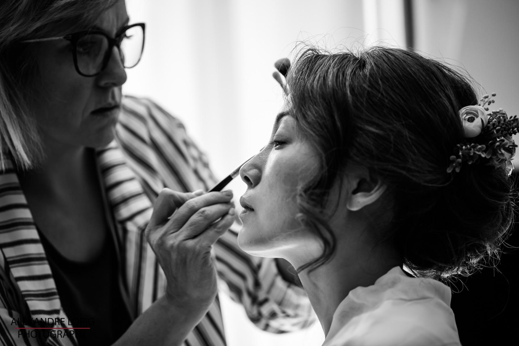 le coeur dans les etoiles - wedding planner provence - luberon - mariage provence - Alexandre Lorig - preparatif mariee
