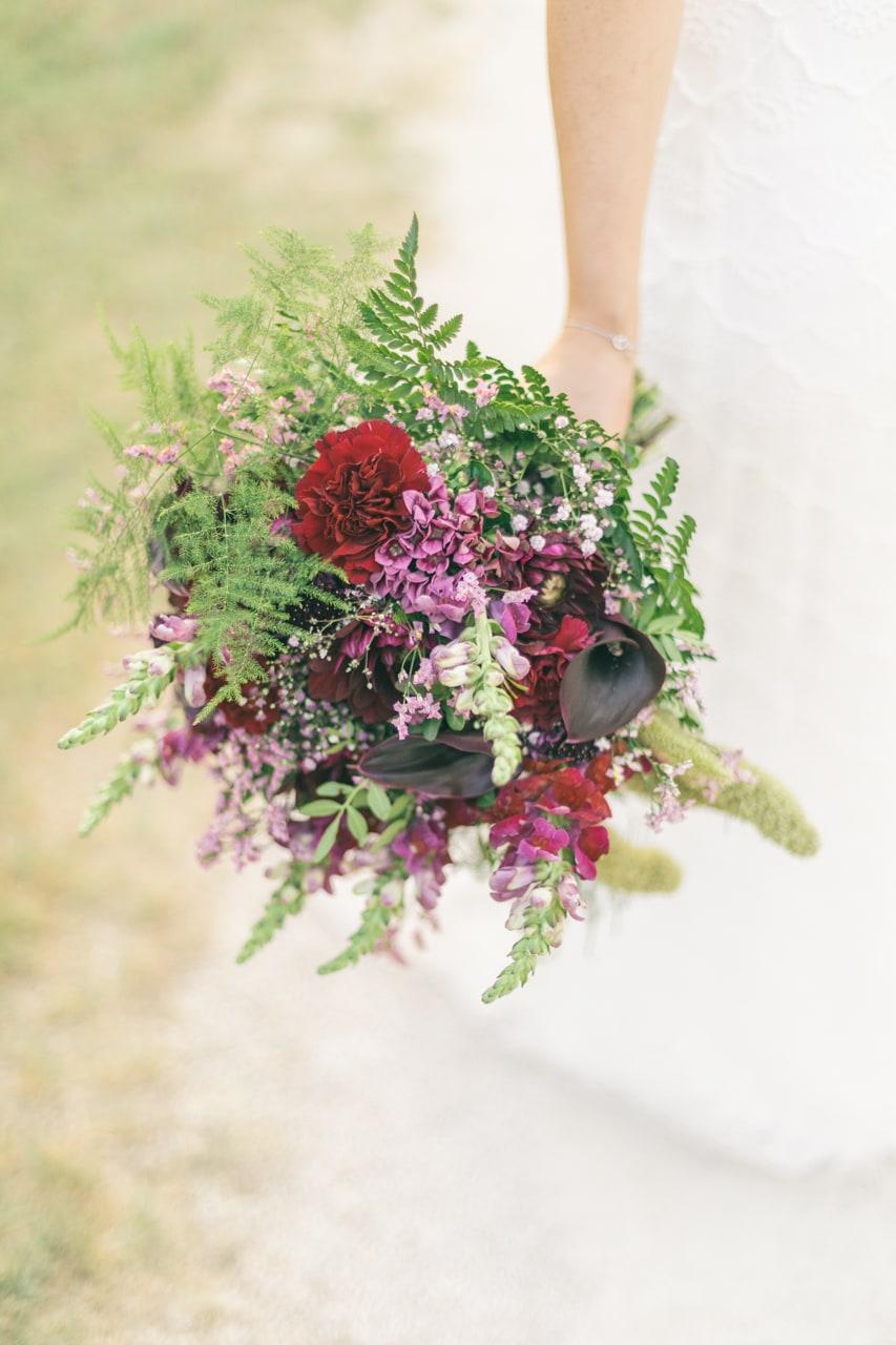 le coeur dans les etoiles - wedding planner provence - luberon - sardaigne - organisation mariage - mariage en provence - sebastien cabanes - bouquet mariee