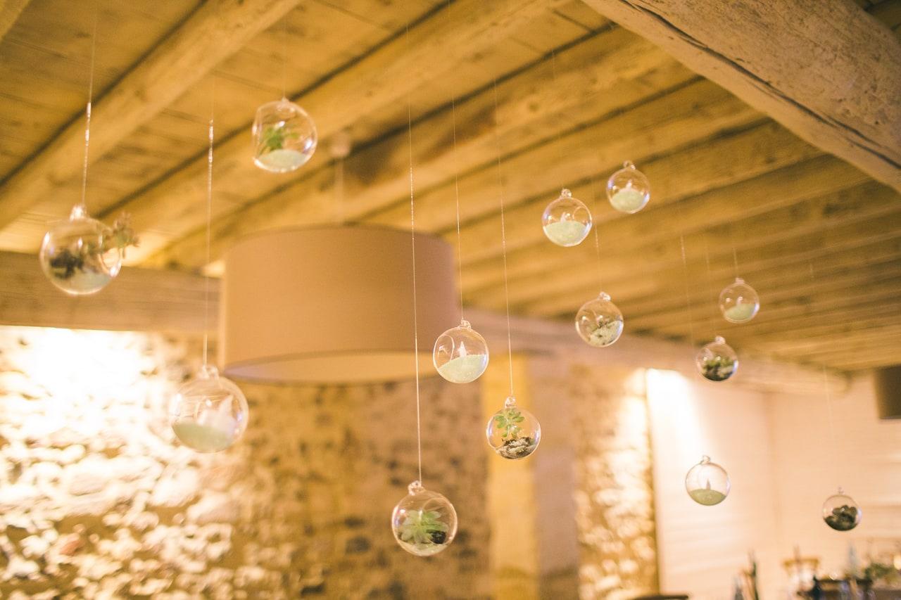 le coeur dans les etoiles - wedding planner provence - luberon - sardaigne - organisation mariage - mariage en provence - sebastien cabanes - suspensions