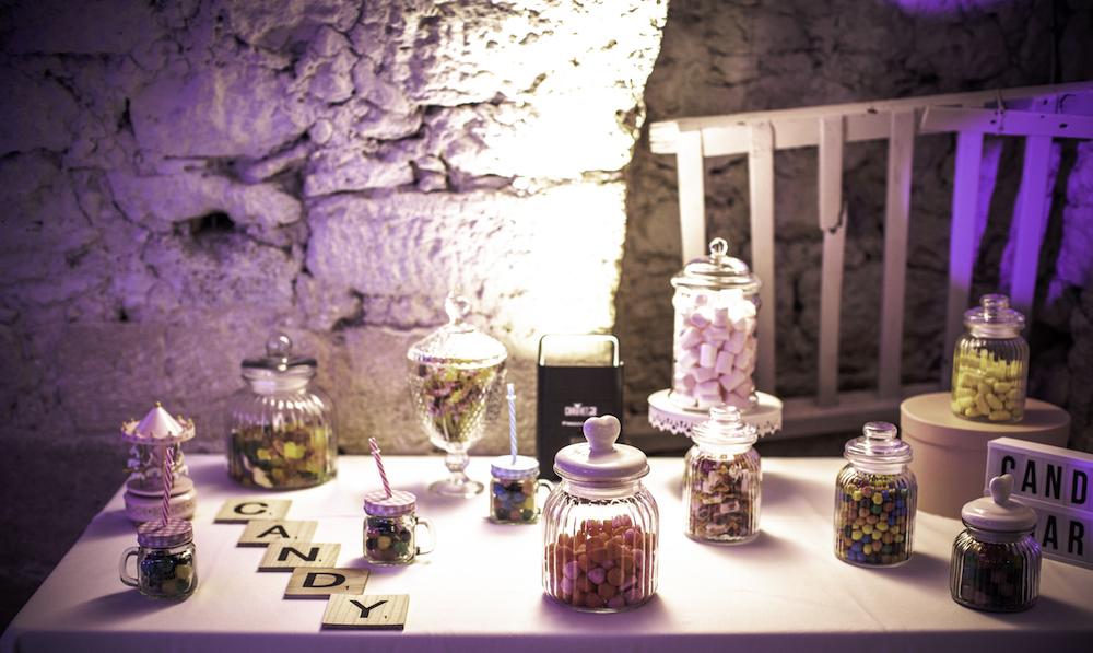 le coeur dans les etoiles - wedding planner - provence - luberon - organisation mariage provence - sebastien ben duc kieng - candy bar