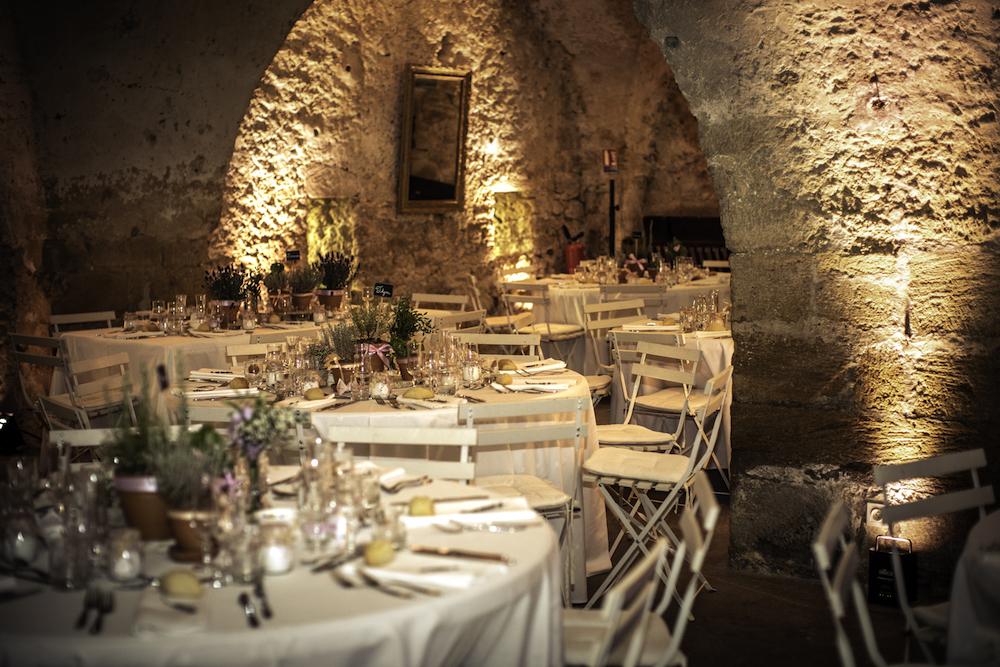 le coeur dans les etoiles - wedding planner - provence - luberon - organisation mariage provence - sebastien ben duc kieng - decoration de salle