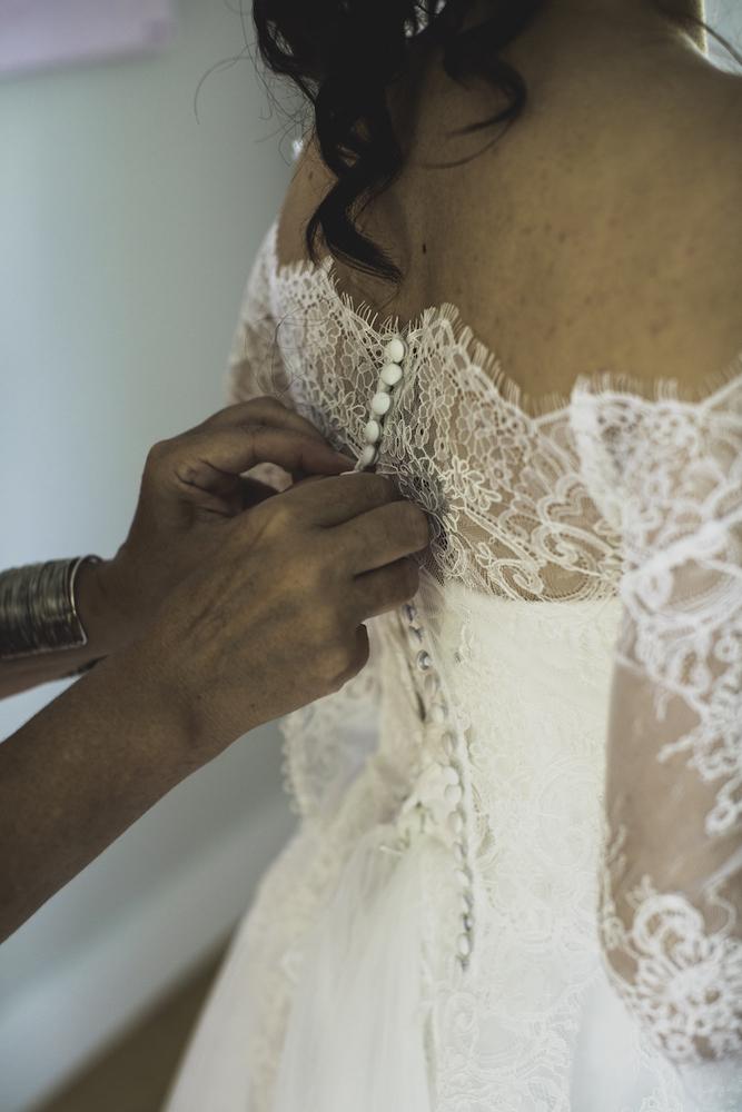 le coeur dans les etoiles - wedding planner - provence - luberon - organisation mariage provence - sebastien ben duc kieng - robe de mariee