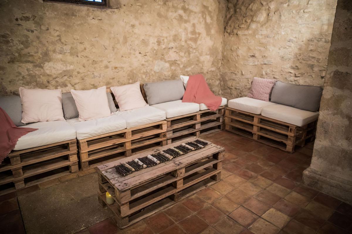 le coeur dans les etoiles - wedding planner provence - luberon - organisation - mariage - mariage d hiver - alexandre lorig - coin lounge
