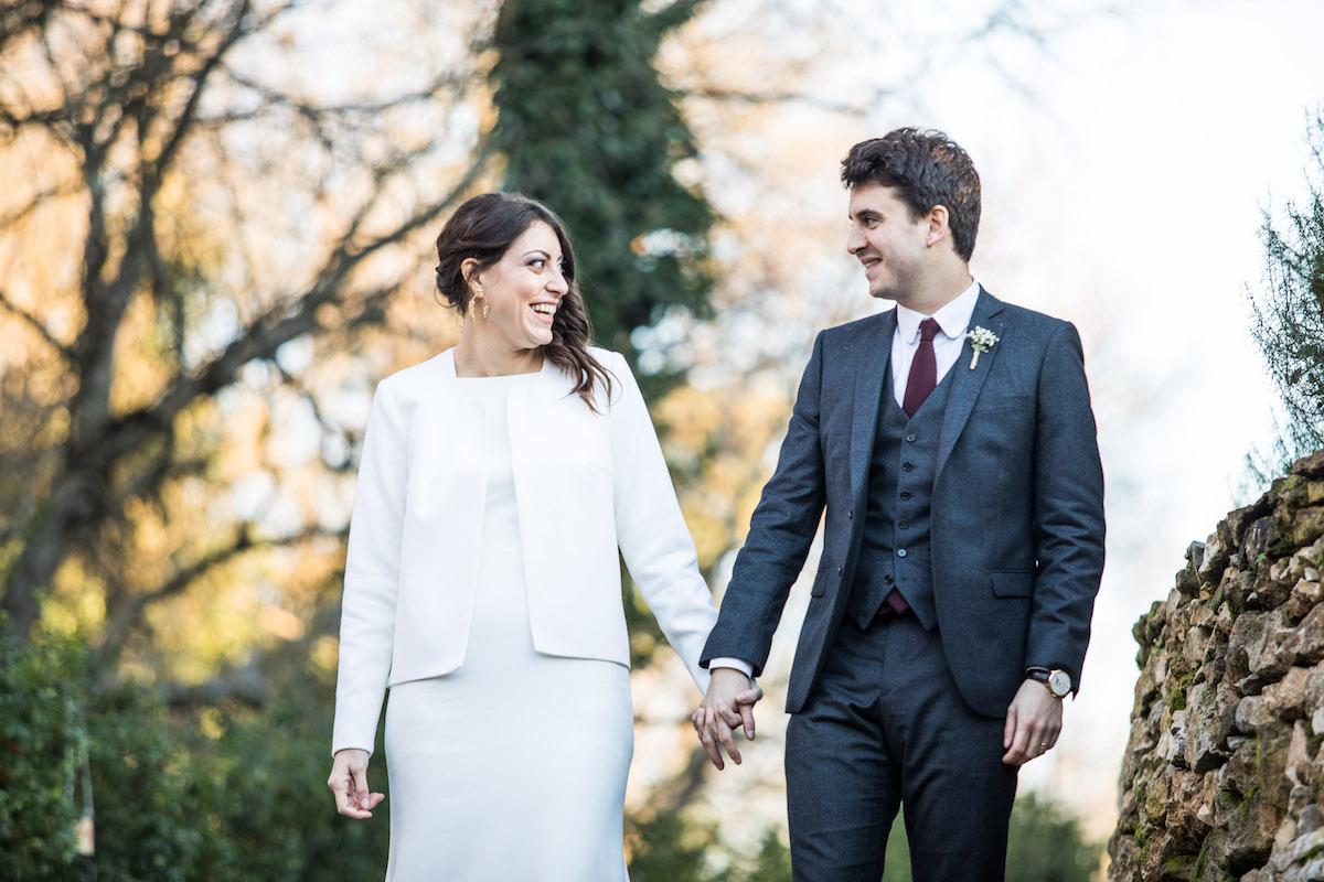 le coeur dans les etoiles - wedding planner provence - luberon - organisation - mariage - mariage d hiver - alexandre lorig - couple 2
