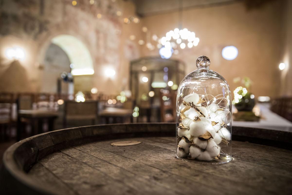 le coeur dans les etoiles - wedding planner provence - luberon - organisation - mariage - mariage d hiver - alexandre lorig - deco hiver coton