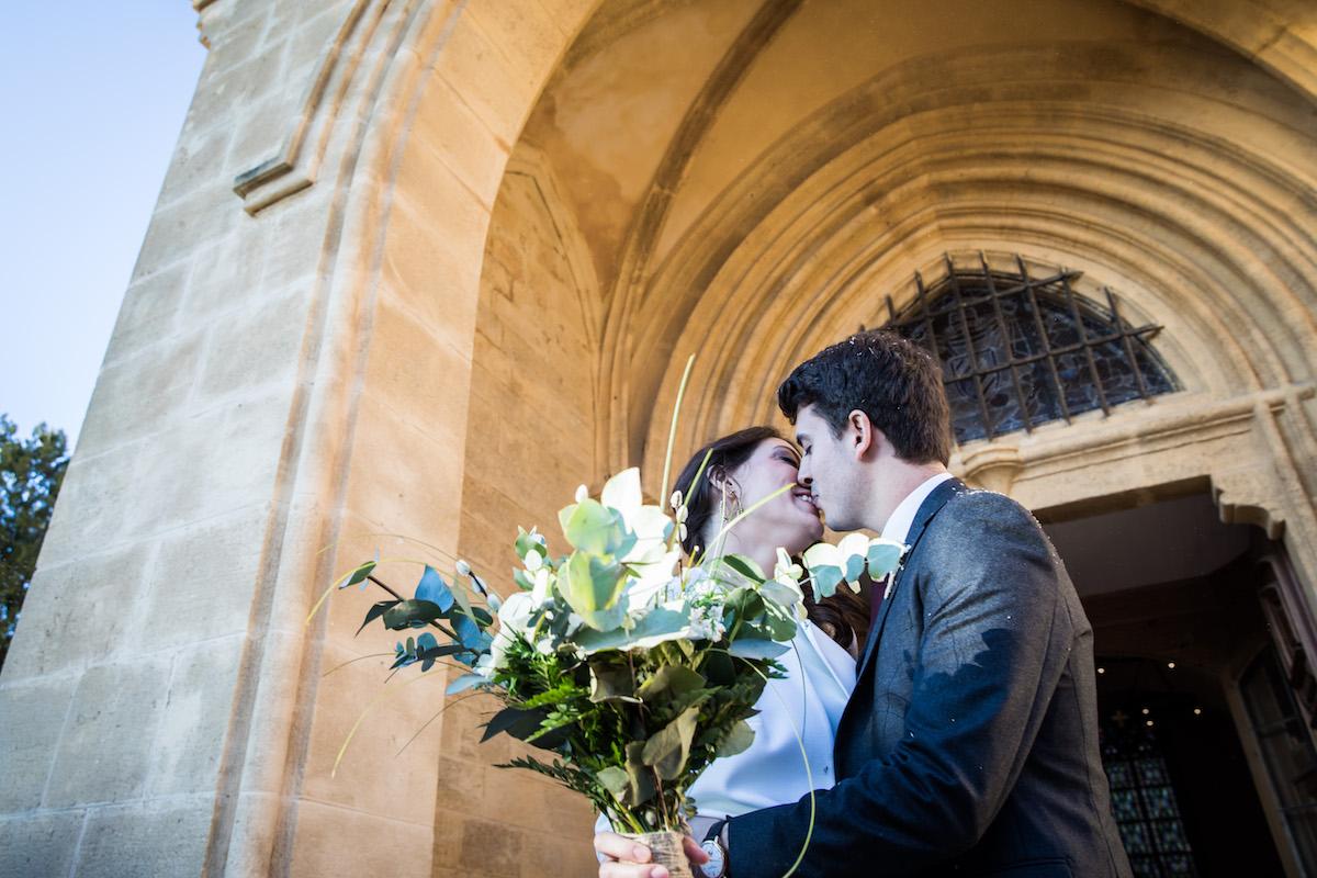 le coeur dans les etoiles - wedding planner provence - luberon - organisation - mariage - mariage d hiver - alexandre lorig - jete lavande eglise