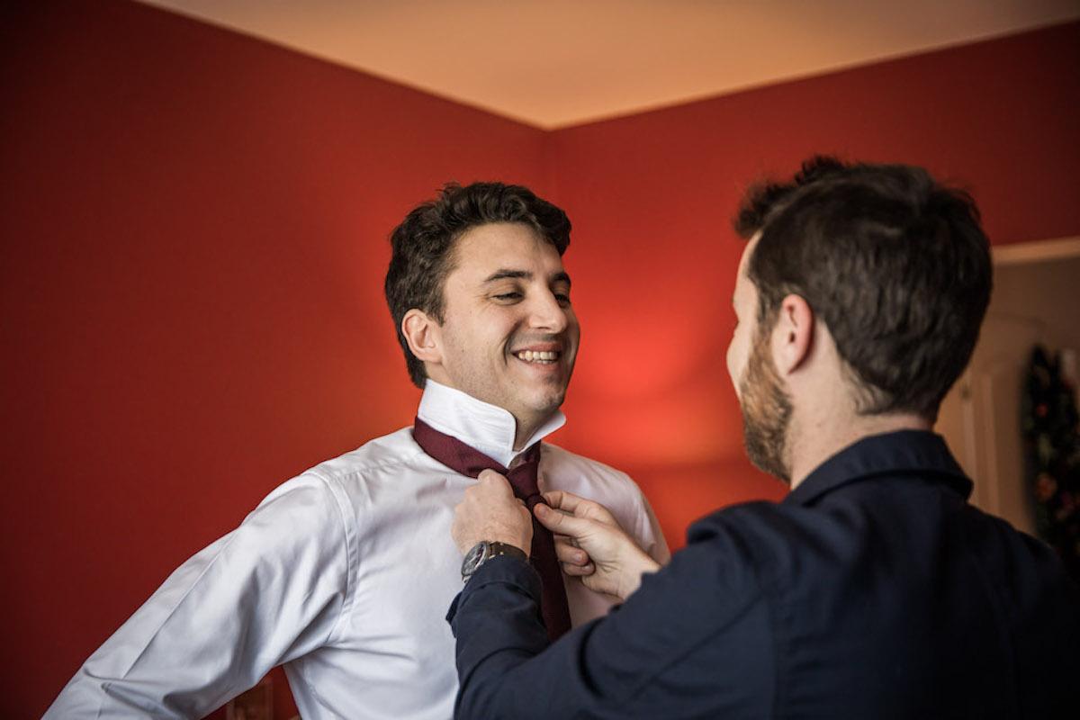 le coeur dans les etoiles - wedding planner provence - luberon - organisation - mariage - mariage d hiver - alexandre lorig - preparatifs marie
