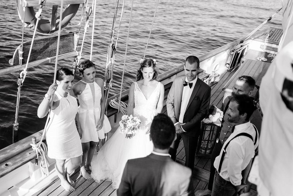 le coeur dans les etoiles - wedding planner - provence - sardaigne - shooting inspiration - mariage voilier - audrey carnoy - ceremonie laique 1