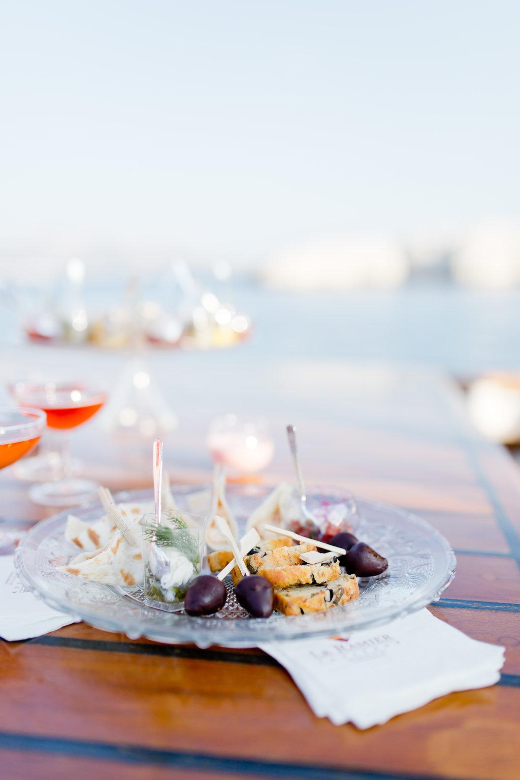 le coeur dans les etoiles - wedding planner - provence - sardaigne - shooting inspiration - mariage voilier - audrey carnoy - cocktail 2
