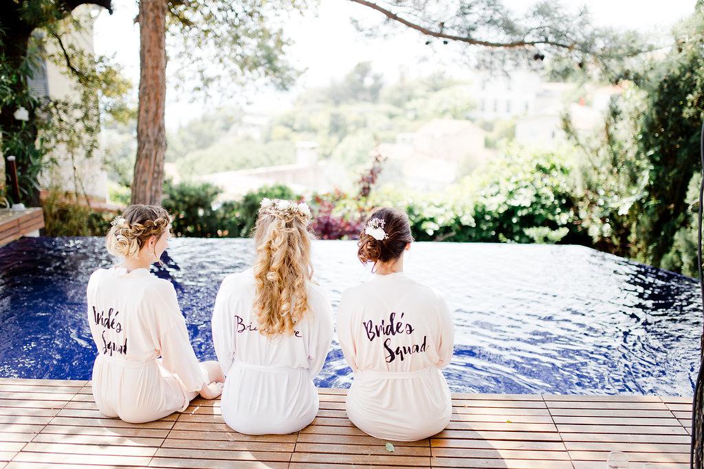 le coeur dans les etoiles - wedding planner - provence - sardaigne - shooting inspiration - mariage voilier - audrey carnoy - demoiselles honneur 1