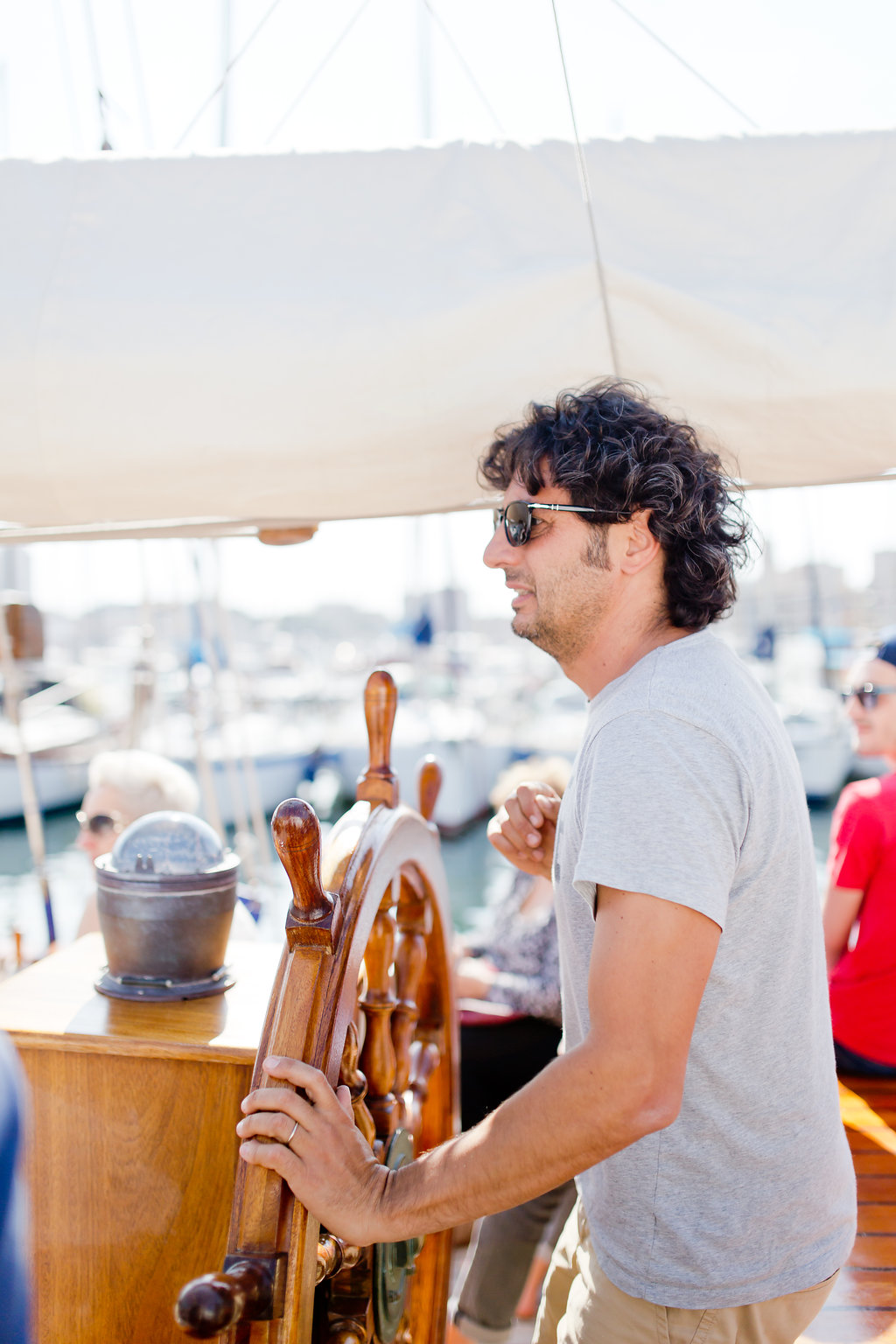 le coeur dans les etoiles - wedding planner - provence - sardaigne - shooting inspiration - mariage voilier - audrey carnoy - equipe voilier 1