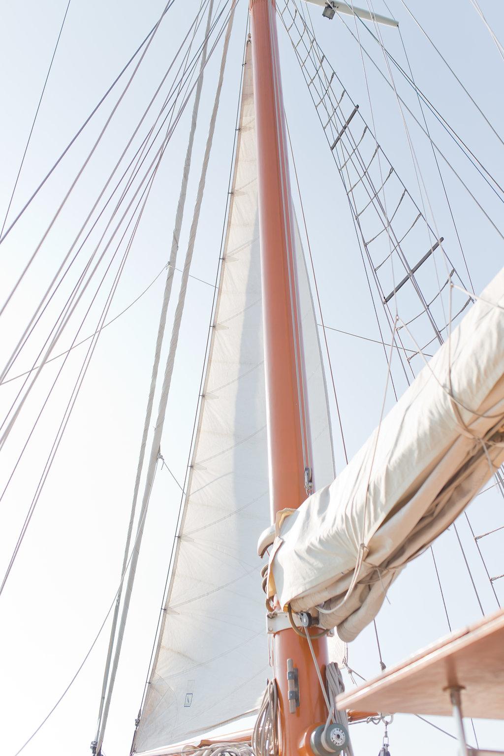 le coeur dans les etoiles - wedding planner - provence - sardaigne - shooting inspiration - mariage voilier - audrey carnoy - voilier 3