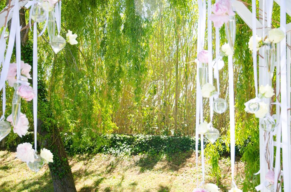 le coeur dans les etoiles - wedding planner provence - luberon - sardaigne - organisation mariage - mariage en provence - sebastien cabanes decoration - arche - ceremonie laique