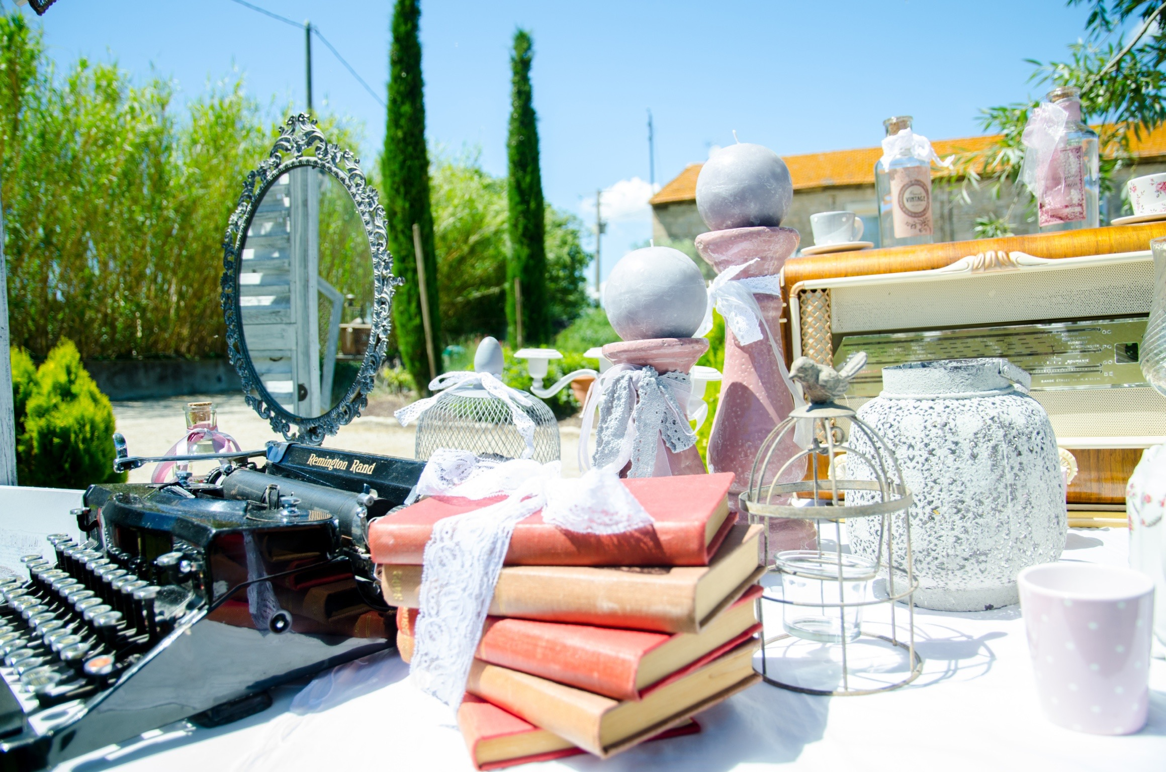 le coeur dans les etoiles - wedding planner - provence - luberon - alpilles - sardaigne - italie - organisation - mariage - deco retro - theme de mariage