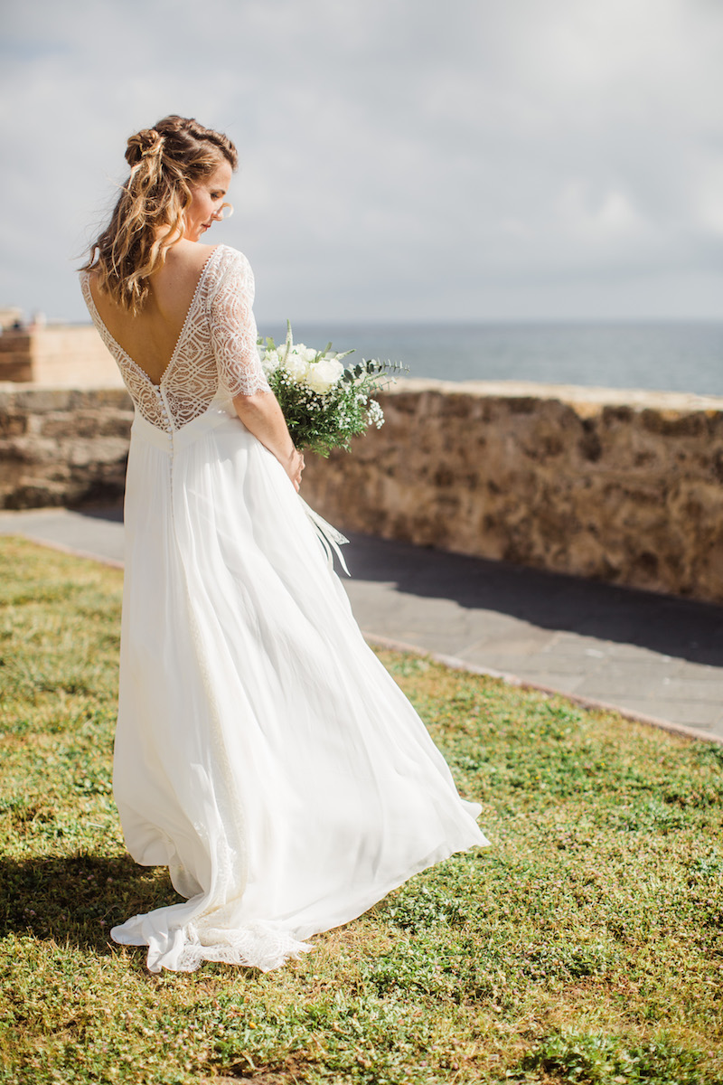le coeur dans les etoiles - wedding planner - sardaigne - provence - luberon - mariage - organisation - antonio patta - mariee mer alghero