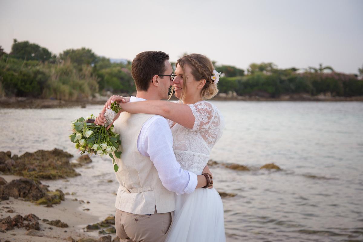 le coeur dans les etoiles - wedding planner - sardaigne - italie - luberon - provence - mariage sardaigne - tania mura - couple mer