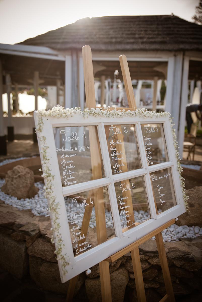 le coeur dans les etoiles - wedding planner - sardaigne - italie - luberon - provence - mariage sardaigne - tania mura - plan de table