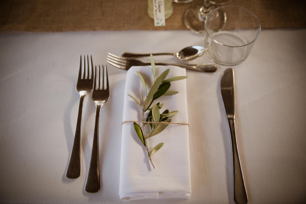 le coeur dans les etoiles - wedding planner - sardaigne - italie - luberon - provence - mariage sardaigne - tania mura - serviette decoree