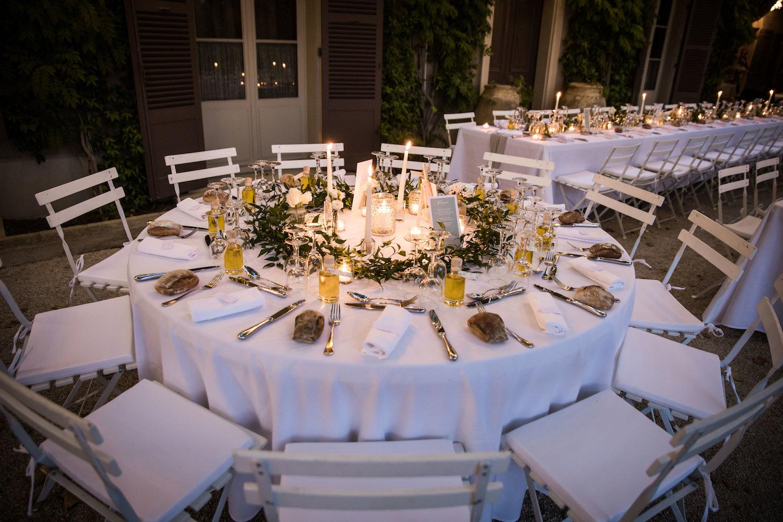 le coeur dans les etoiles - wedding planner - provence - luberon - alpilles - organisation - mariage - wedding - alexandre lorig - deco table honneur