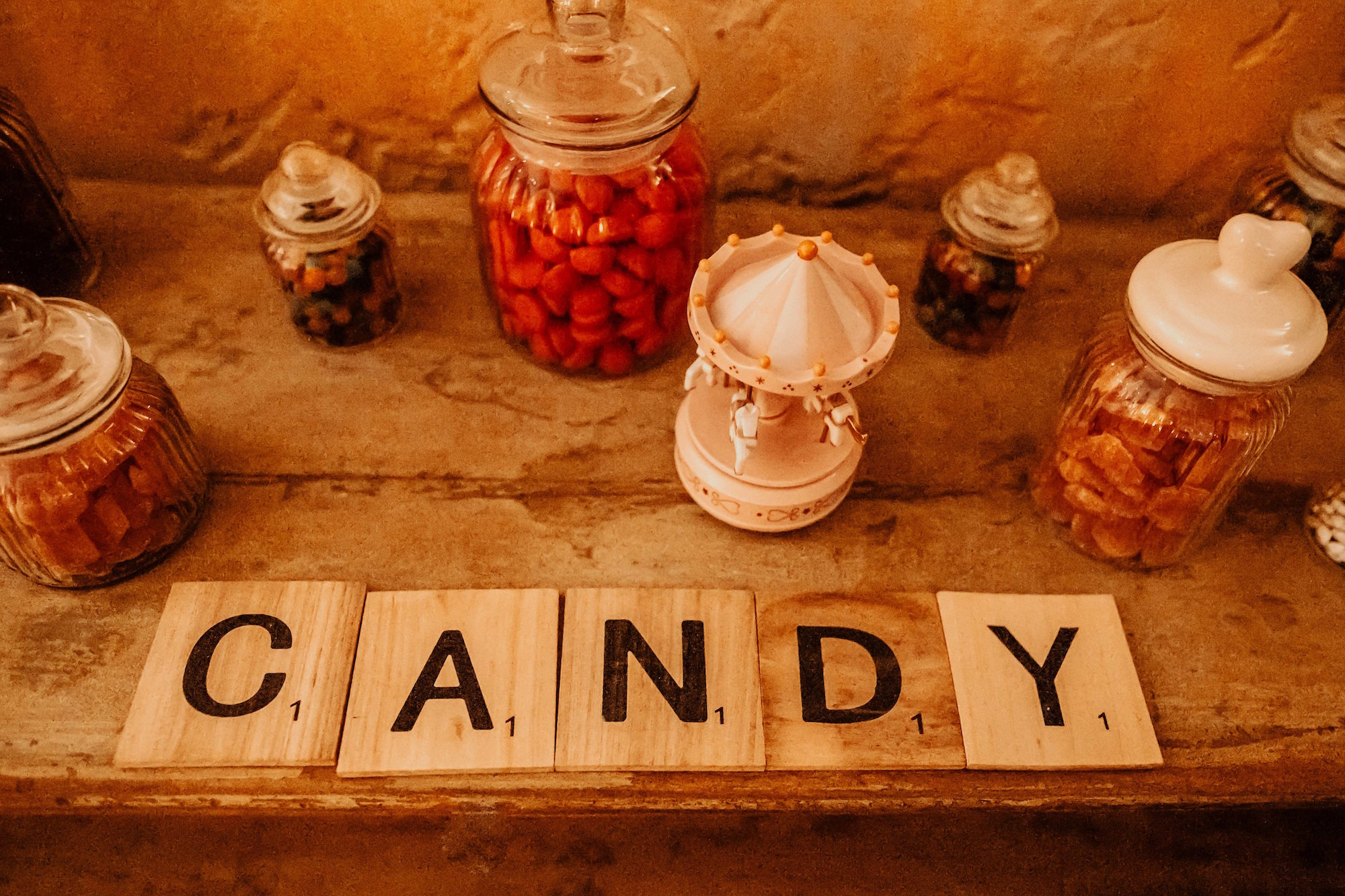 le coeur dans les etoiles - wedding planner - provence - luberon - alpilles - organisation - mariage - wedding - florine jeannot - candy bar