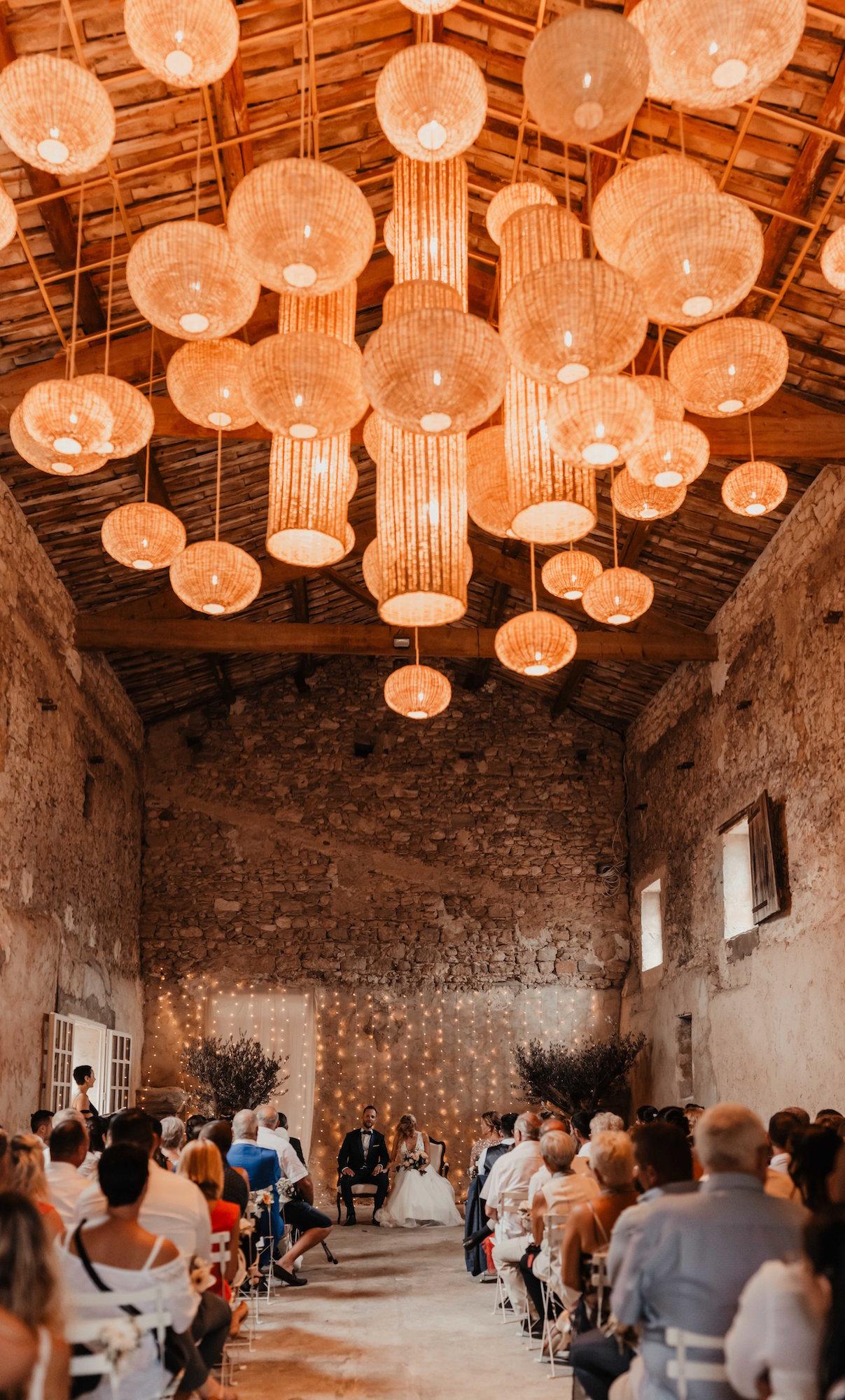 le coeur dans les etoiles - wedding planner - provence - luberon - alpilles - organisation - mariage - wedding - florine jeannot - ceremonie laique