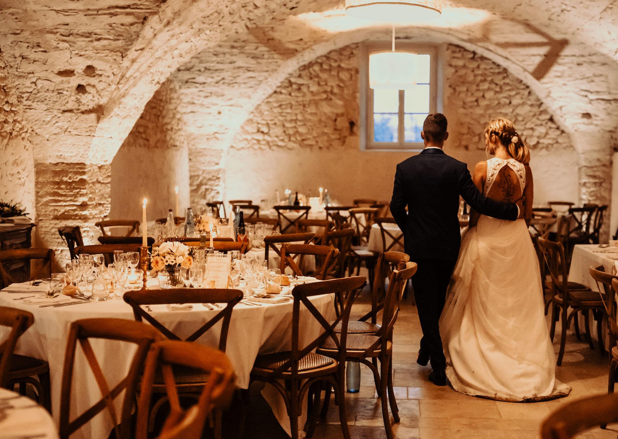 le coeur dans les etoiles - wedding planner - provence - luberon - alpilles - organisation - mariage - wedding - florine jeannot - decouverte salle