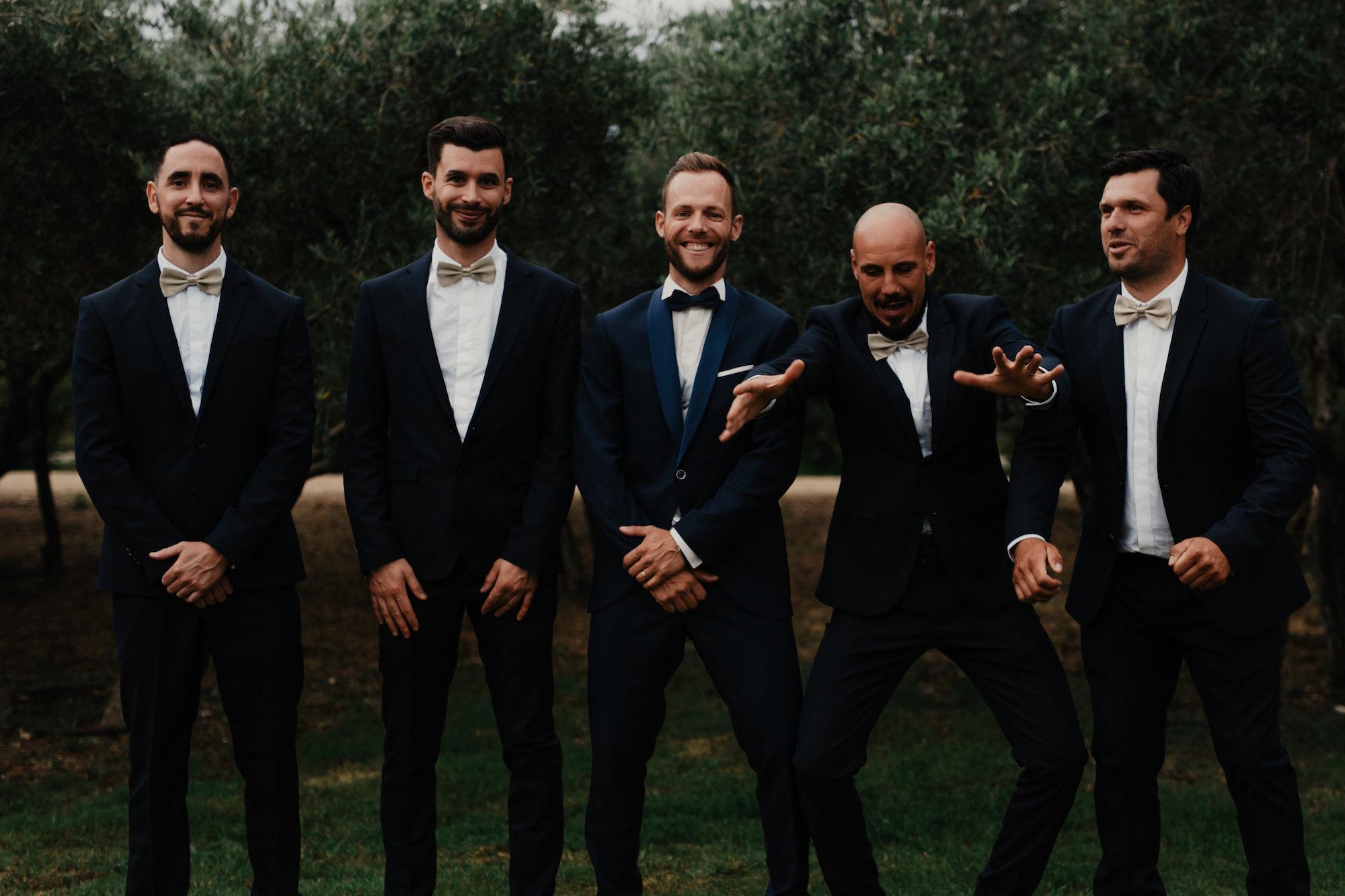 le coeur dans les etoiles - wedding planner - provence - luberon - alpilles - organisation - mariage - wedding - florine jeannot - garcons honneur