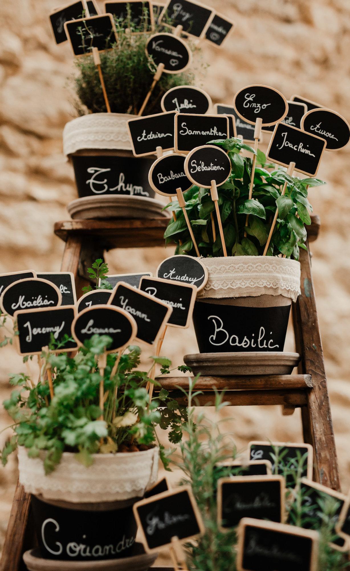 le coeur dans les etoiles - wedding planner - provence - luberon - alpilles - organisation - mariage - wedding - florine jeannot - plan de table