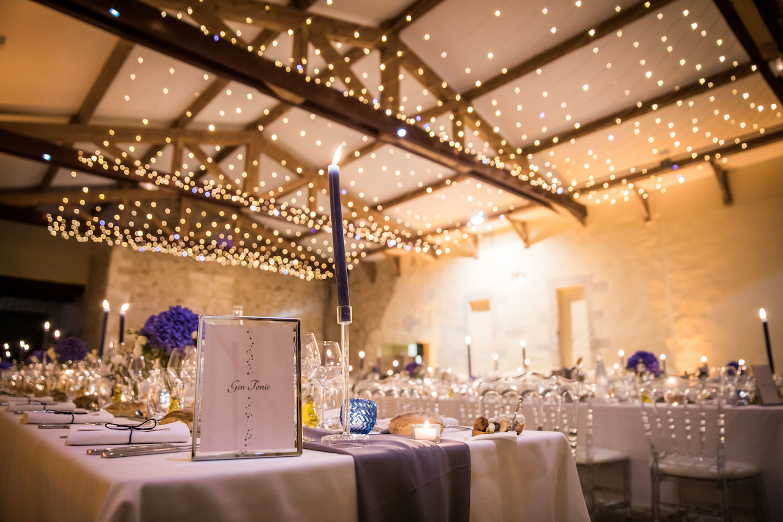 le coeur dans les etoiles - corine charbonnel -wedding planner - provence - luberon - alpilles - organisation - mariage - wedding - alexandre lorig - deco table soir