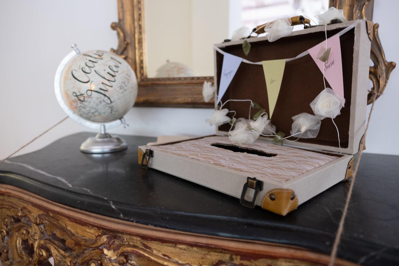 le coeur dans les etoiles - corine charbonnel -wedding planner - provence - luberon - alpilles - organisation - mariage - wedding - gilles perbal - urne