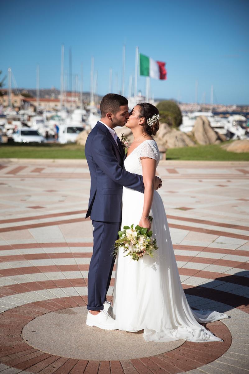 le coeur dans les etoiles - wedding planner - provence - luberon - sardaigne - organisation mariage - tania mura - couple mairie 1
