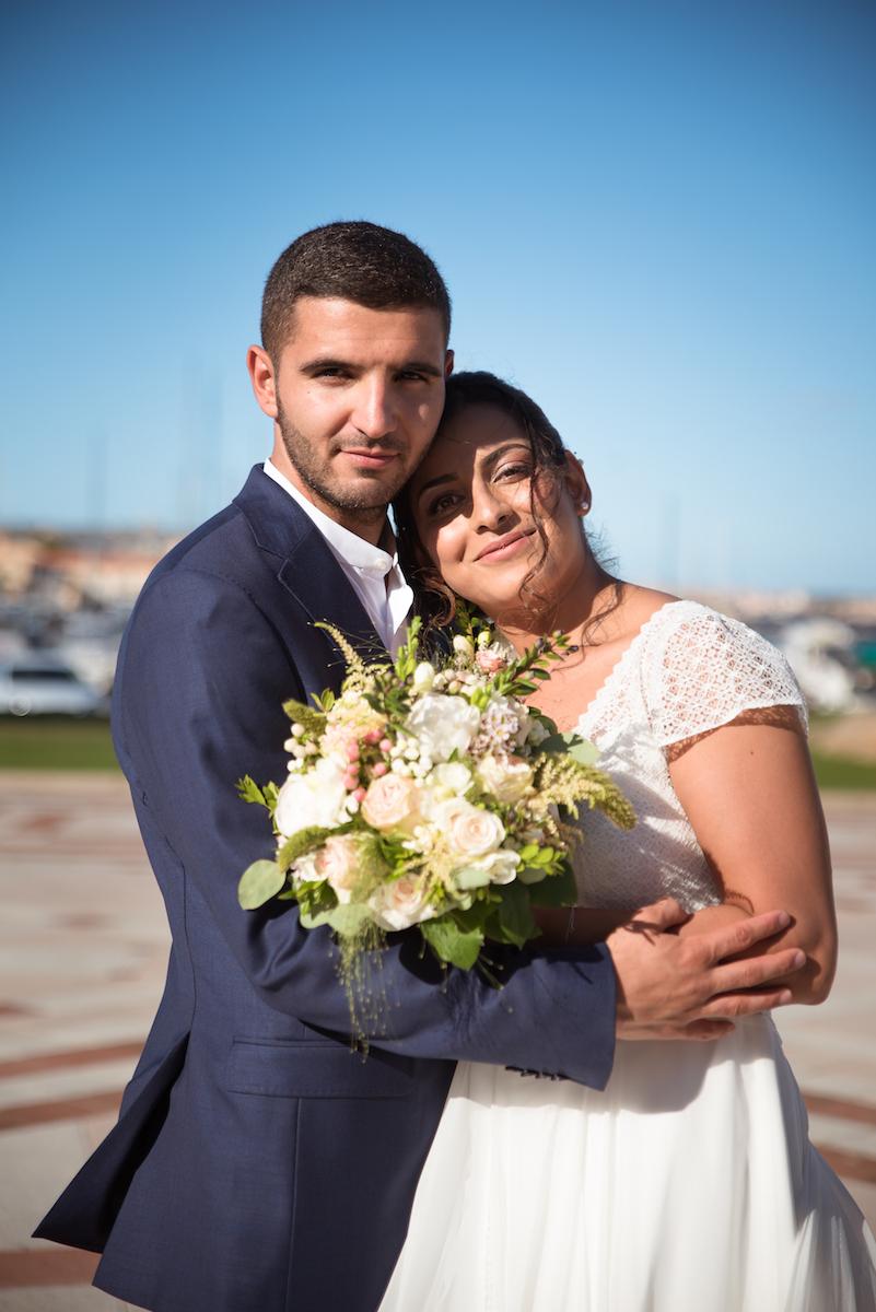 le coeur dans les etoiles - wedding planner - provence - luberon - sardaigne - organisation mariage - tania mura - couple mairie 2