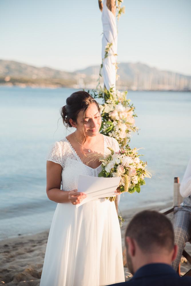 le coeur dans les etoiles - wedding planner - provence - luberon - sardaigne - organisation mariage - tania mura - echange voeux