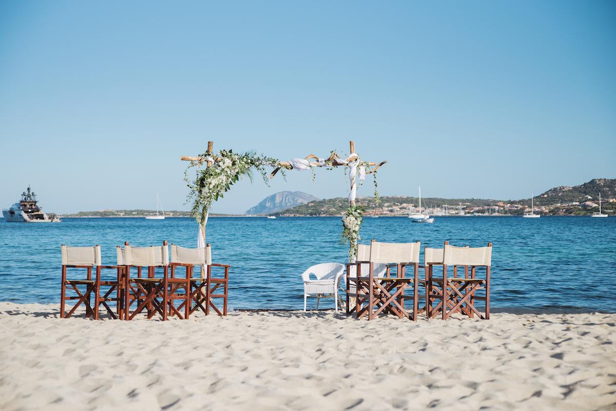 le coeur dans les etoiles - wedding planner - provence - luberon - sardaigne - organisation mariage - tania mura - l&s -ceremonie sur la plage